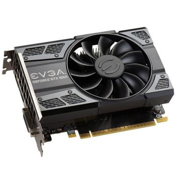 PLACA DE VÍDEO EVGA GEFORCE GTX 1050 2GB GDDR5 128BIT, 02G-P4-6150-KR