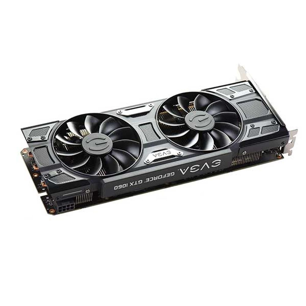 PLACA DE VIDEO EVGA GTX 1060 GAMING 6G ACX3.0 GDDR5, 06G-P4-6262-KR