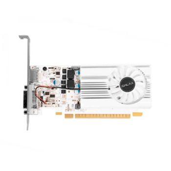 PLACA DE VIDEO GALAX GEFORCE GT 1030 EXOC WHITE 2GB GDDR5 64BIT, 30NPH4HVQ5EW