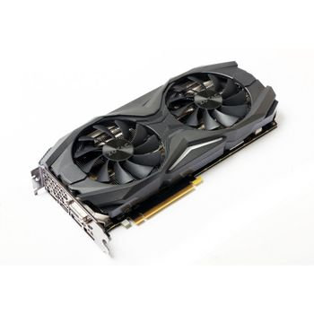 PLACA DE VÍDEO ZOTAC GEFORCE GTX 1080 AMP EDITION 8GB GDDR5X 256-BIT - ZT-P10800C-10P