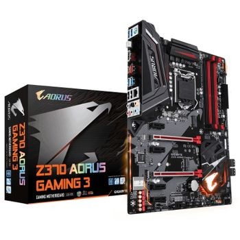 PLACA MÃE Z370 AORUS GAMING 3, INTEL Z370, LGA 1151