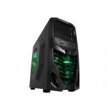 Raidmax Gabinete Gamer Cobra 502WBG Preto s/ Fonte