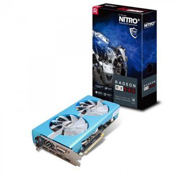 Sapphire Radeon RX 580 + SE Nitro - 8GB 11265-21-20G