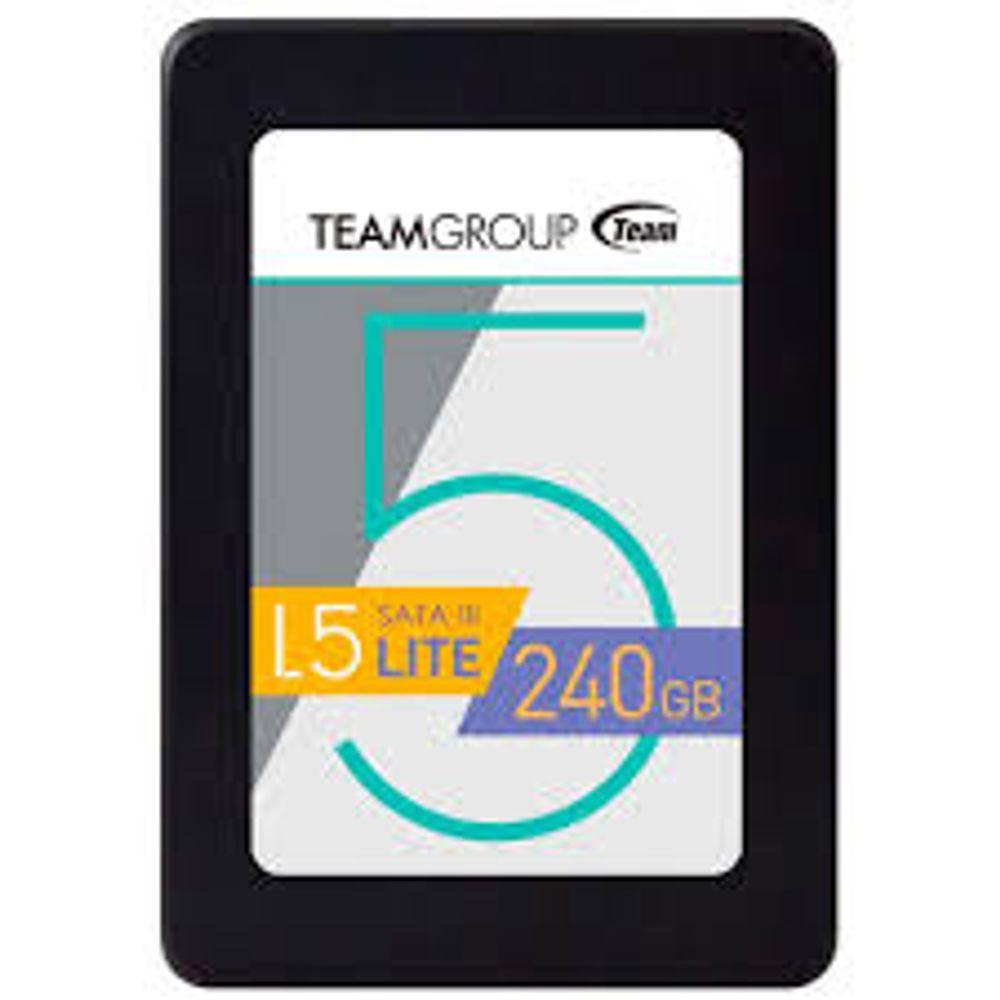 SSD 240GB TEAM GROUP L5 LITE SATA III - T2535T240G0C101