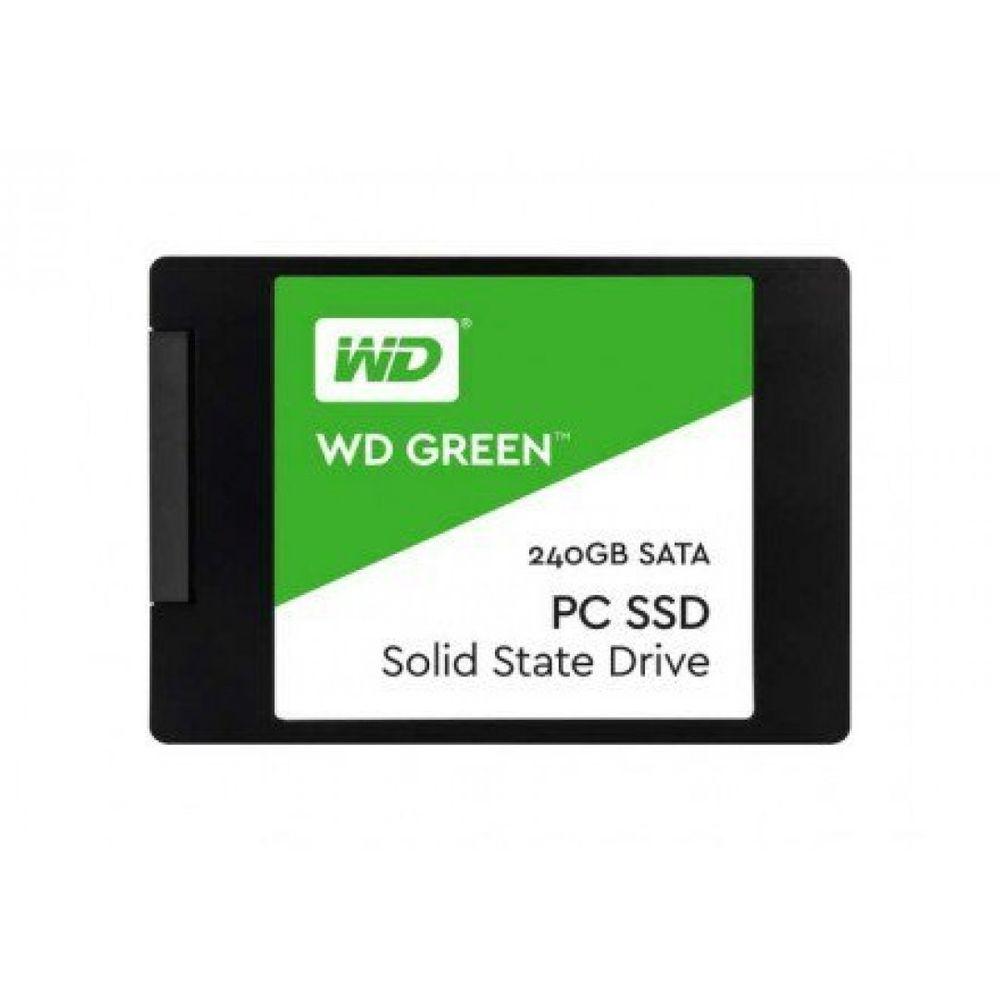 SSD WD GREEN 240GB 7MM SATA III 6GB/S, WDS240G1G0A