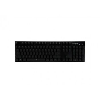 TECLADO MECÂNICO KINGSTON HYPERX GAMING ALLOY FPS CHERRY MX AZUL, HX-KB1BL1-NA/A4