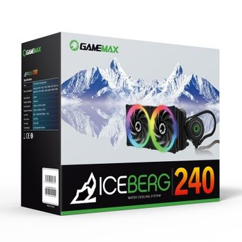 WaterCooler Gamemax Iceberg 240