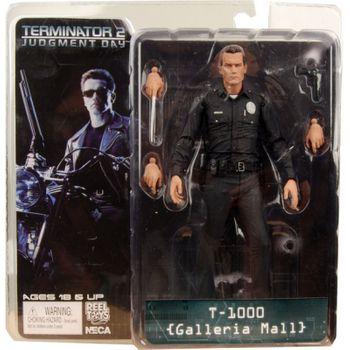 Boneco Terminator 2 T-1000 GALLERIA MALL