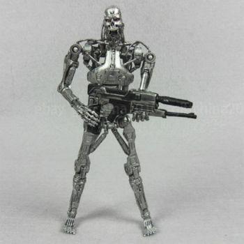 Boneco Terminator 2 T-800 ENDOSKELETON