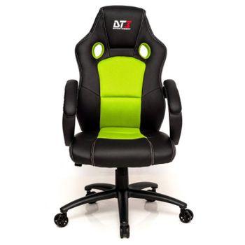 Cadeira Gamer DT3 Sports GT YELLOW FLUOR