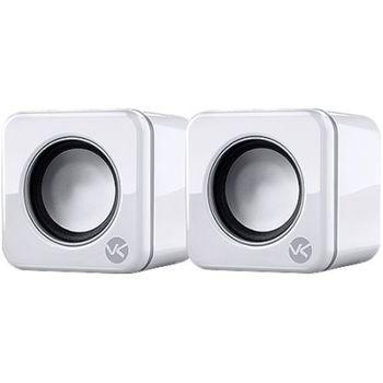 Caixa de Som Vinik VS101 Mini Branca