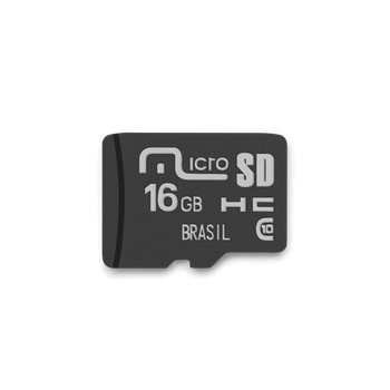 Cartao de Memoria Micro SD Multilaser MC143 16GB Classe 10