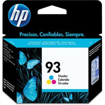 Cartucho de Tinta HP 93 Colorido Original - C9361WB