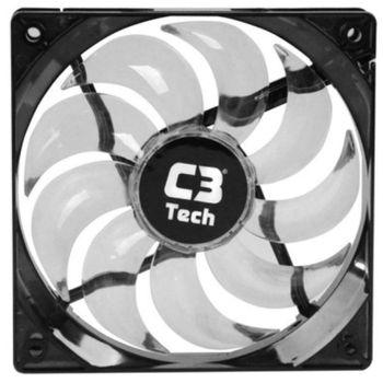 Cooler P/ Gabinete C3Tech F7 BCO