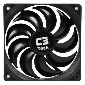 Cooler P/ Gabinete C3Tech F9-100BK