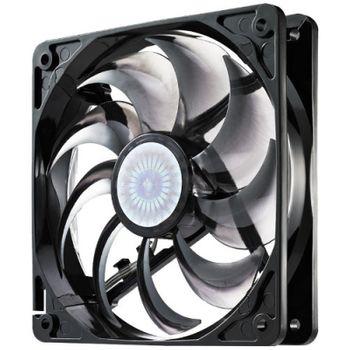 Cooler P/ Gabinete Cooler Master SickleFlow 120BK