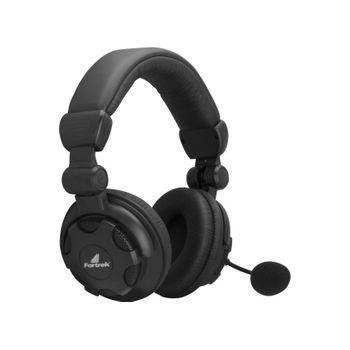 Fone de Ouvido C/ Microfone Fortrek HS-311