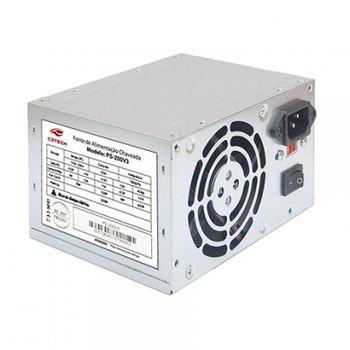 Fonte 200W C3Tech PS-200V3