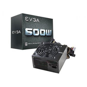 Fonte 600W EVGA 80 Plus White 100-W1-0600-K0