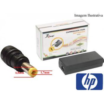 Fonte P/ Notebook Knup KP-513A 18.5V 3.5A 65W HP