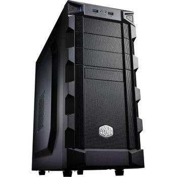 Gabinete ATX 4B Cooler Master K280 Black RC-K280-KKN1