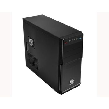 Gabinete ATX 4B Thermaltake V2 Plus Black VO50001N