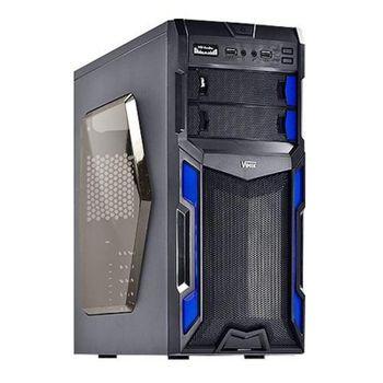 Gabinete Gamer Vinik Typhoon VX Azul