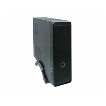 Gabinete K-Mex GM-06T7 Preto c/ PB-200 c/ USB2.0+ Audio c/ Cabo