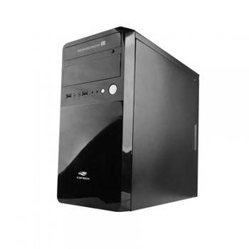 Gabinete Micro-ATX C3tech MT-22BK C/ Fonte 200W