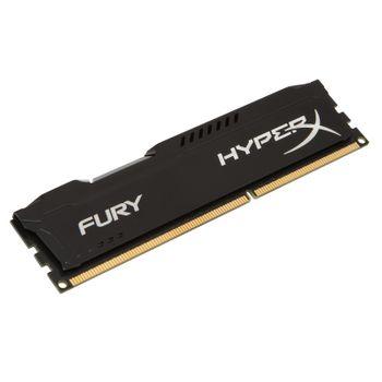 Memoria DDR3 4GB 1600Mhz Kingston HyperX Fury Black Series