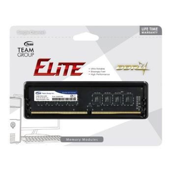 Memoria DDR4 4GB 2400 Team Group Elite - TED44G2400C16BK
