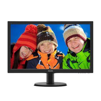 Monitor Philips 23.6 LED 243V5QHABA