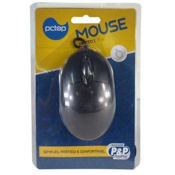 Mouse PS2 PCTOP MOPR01-PS2 800DPI