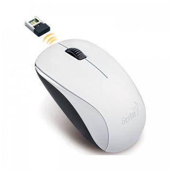 Mouse Sem Fio Genius BlueEye NX-7000 Branco 1200DPI