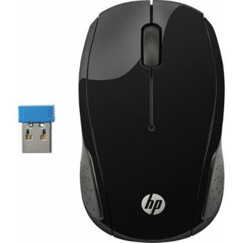 Mouse Sem Fio HP X200 X6W31AA 1000DPI