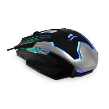 Mouse USB C3Tech MG-11BSI Gamer 2400DPI