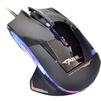 Mouse USB E-Blue Mazer Type-R Gamer 2400DPI