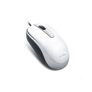 Mouse USB Genius DX-120 Branco 1200DPI