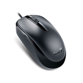 Mouse USB Genius DX-120 Preto 1200DPI