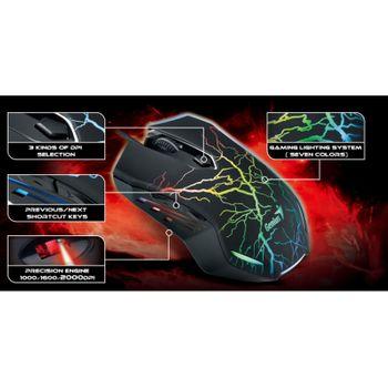 Mouse USB Genius X-G300 Gaming 2000DPI
