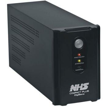 Nobreak NHS 1200VA Compact Plus III Bivolt/120V