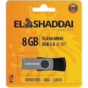 Pendrive 8GB El Shaddai EL101