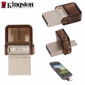 Pendrive 8GB Kingston DataTraveler MicroDuo DTDUO/8GB