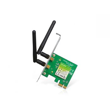 Placa de Rede Wireless TP-Link PCI Express TL-WN881ND 300Mbps