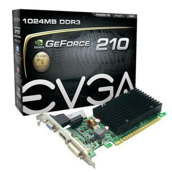Placa de Video 1GB EVGA GF210