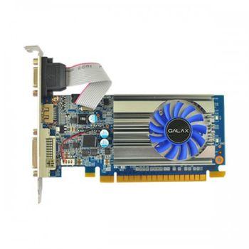 Placa de Vídeo 2GB GT710 Galax GDDR3 64BITS