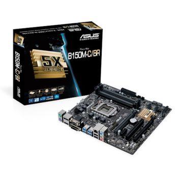 Placa Mãe Asus Intel 1151 B150M-C/BR
