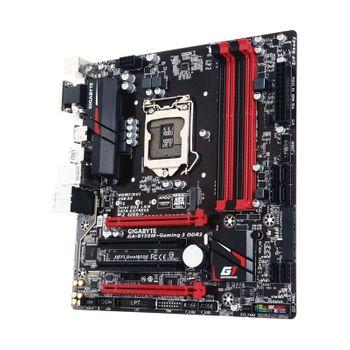 Placa Mãe Gigabyte Intel 1151 GA-B150M-GAMING 3