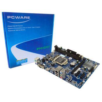 Placa Mãe PCware Intel 1150 IPMH81G1