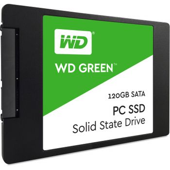 SSD WD Green 120GB WDS120G1G0A